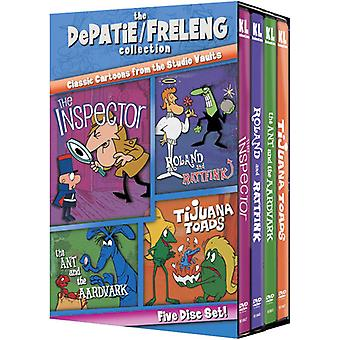 Depatie / Freleng samling 1 [DVD] USA import