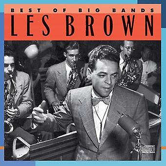 Les Brown - Best of Big-Bands [CD] USA Import