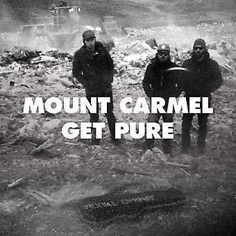 Karmelbjerget - få ren [CD] USA import