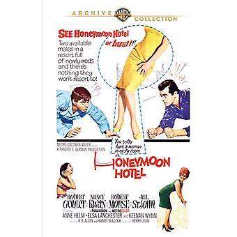 Smekmånad Hotel [DVD] USA import