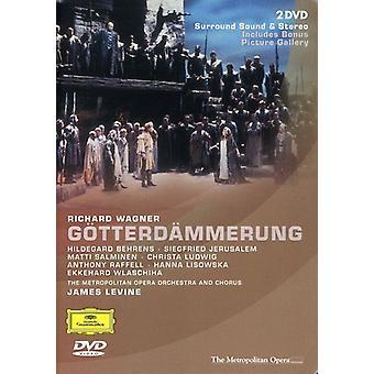 R. Wagner - Gotterdammerung-Comp Opera [DVD] USA import