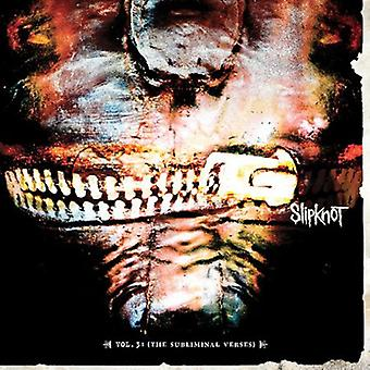 Slipknot - Slipknot: Vol. 3-subliminale vers [CD] USA import