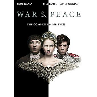 War & Peace [DVD] USA import