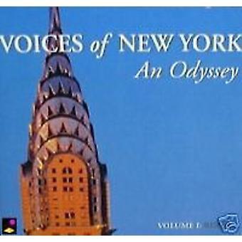 Stemmen van NY: stijgende - stemmen van NY: stijgende [CD] USA import