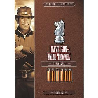 Have Gun Will Travel - Have Gun Will Travel: Vol. 1-6th & Final Season [DVD] USA import