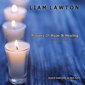 Liam Lawton - Prayers of Hope & Healing [CD] USA import