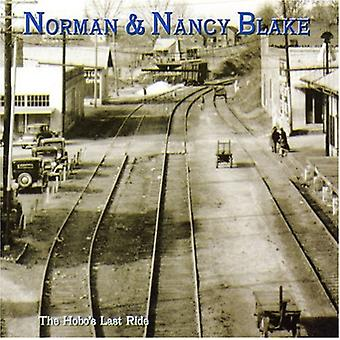 Norman Blake & Nancy - Hobo's Last Ride [CD] USA import