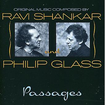 Ravi Shankar - Passages [CD] USA importeren