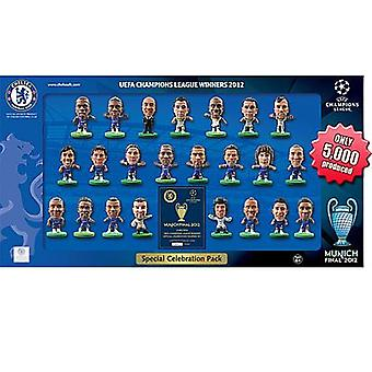 Chelsea SoccerStarz Champions League Winners Team Pack