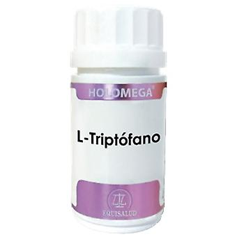 Equisalud L-Tryptophan Holomega 50CAP.