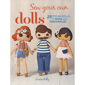 Cico Books-Sew Your Own Dolls CIC-94249