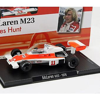 Altaya James Hunt McLaren M23 #11 World Champion Formula 1 1976