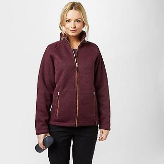 Red Craghoppers Women's Cayton Fleece Jacket