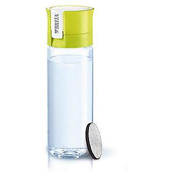 Brita Bottle Fill & Go Lime 0.6L 1 Filter Microdisc