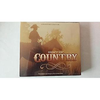 Forskellige kunstner - bedste land [CD] USA import