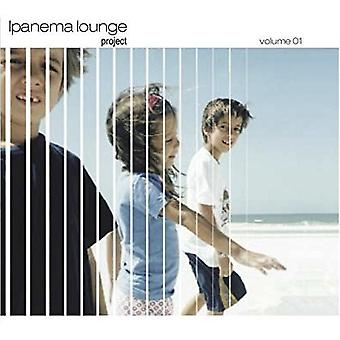 Menescal, Marcio / Moreira, Alexandre / Marcelinho - Ipanema Lounge1 [CD] USA import