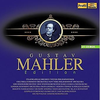 Mahler, G. / Columbia Symfoniorkester - Gustav Mahler Edition [CD] USA import
