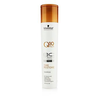 Schwarzkopf BC Time Restore Q10 Plus Shampoo (For Mature and Fragile Hair) 250ml/8.45oz