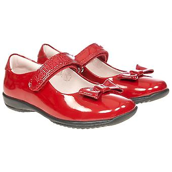 Lelli Kelly Lelli Kelly Perrie Girls Red Patent Leather Shoes