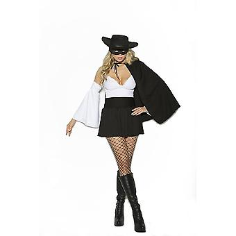 Elegant Moments EM-99055 Daring Bandit - 4 pc. costume