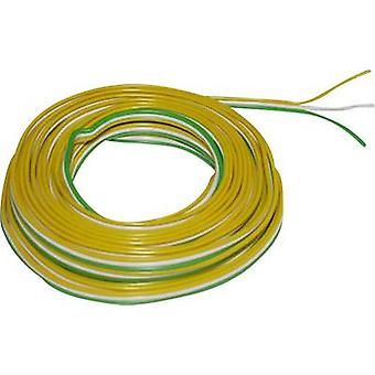 Strand 3 x 0.14 mm² Yellow, White, Green BELI-BECO