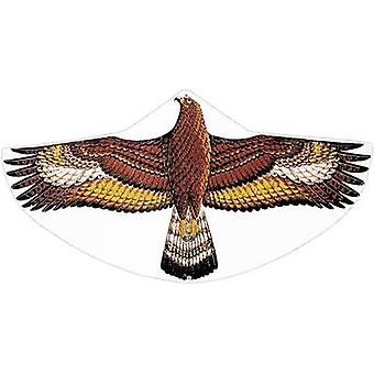 Single line Kite Günther Flugspiele Golden Eagle Wingspan 1220 mm ATT.FX.WIND_FORCE_SUITABILITY 3 - 6 bft