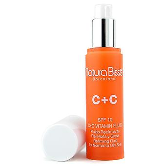 Natura Bisse C + C Vitamin Fluid SPF 10 50ml/1.7 oz