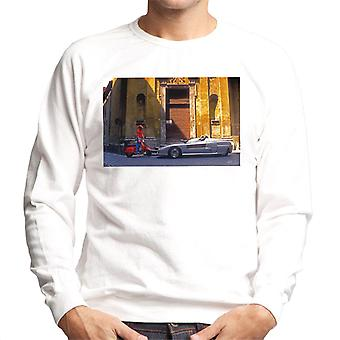 Italdesign Aztec 2 Concept Car Men's Sweatshirt
