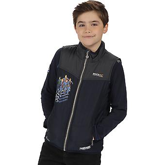 Regatta Boys Earthbreaker Lightweight Durable Bodywarmer Gilet