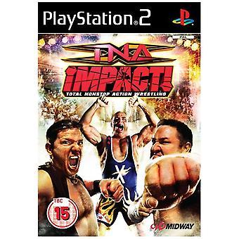 TNA Impact (PS2) - Factory Sealed