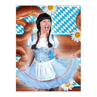 Women costumes Women Oktoberfest or doll dress