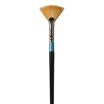Daler Rowney Aquafine Watercolour Artist Paint Brush Fan Brush 2