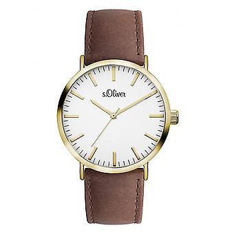s.Oliver men's Unisex Watch wrist watch SO-3103-LQ
