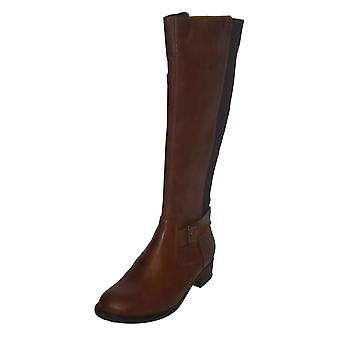 Ladies Remonte Knee High Boots R6480