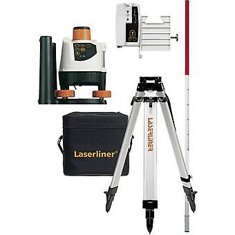 Laserliner BeamControl-Master 120 360-degree laser Incl. tripod Range (max.): 120 m Calibrated to: Manufacturers standards (no certificate)