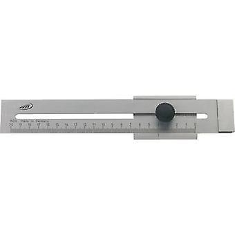 Marking gauge HELIOS PREISSER 0321302 Steel rust-proof