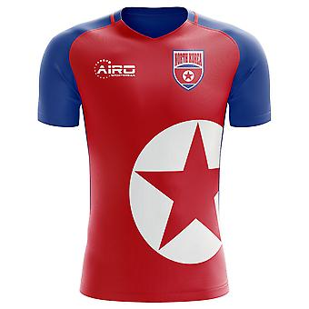 a56e7aec2 2018-2019 North Korea Home Concept Football Shirt