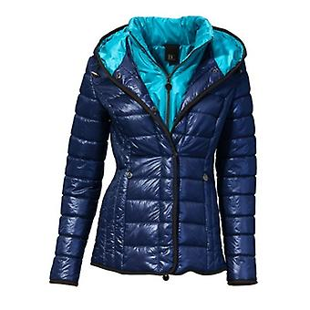 B.C.. best ladies warming connections Quilted Jacket Navy