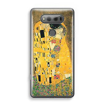 LG V20 Transparent Case (Soft) - Der Kuss