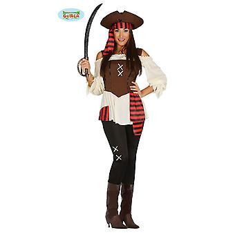 Pirate Pirates of the seven seas sailor sailor bride costume ladies Pirate Costume