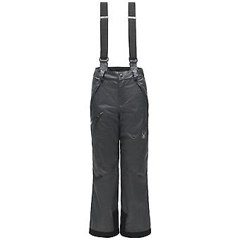 Spyder PROPULSION kids ski pants - grey