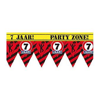 Party Tape - 7 jaar
