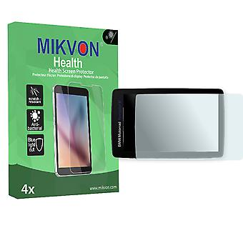 BMW Navigator 6 Screen Protector - Mikvon Health (Retail Package with accessories)