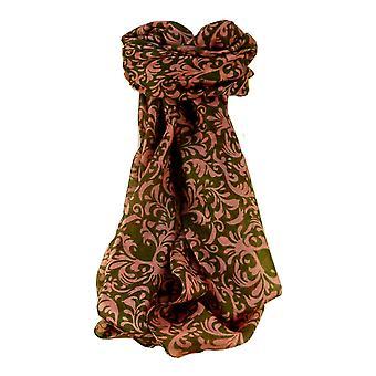 Тутовых шелка современной площади шарф Аколе кораллов пашмины & шелка