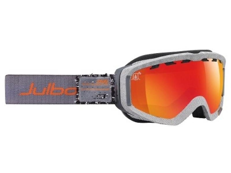 Julbo Planet Goggles (Tweed Black/White Frame Orange Multilayer Fire Lens)