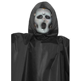 Scream TV Mask, White