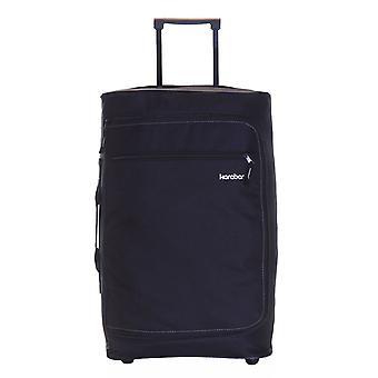 Karabar Holt Cabin Trolley Backpack, Black