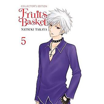 Fruits Basket - Vol. 5 by Natsuki Takaya - 9780316360661 Book
