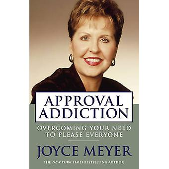 Goedkeuring verslaving door Joyce Meyer - 9780340954218 boek
