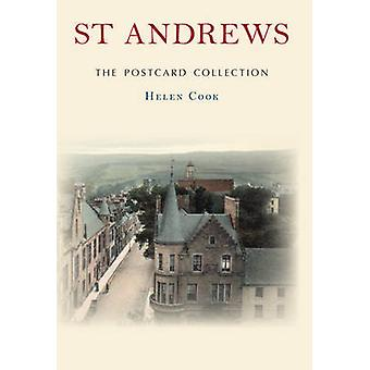 St Andrews de briefkaart collectie door Helen Cook - 9781445645766 boek